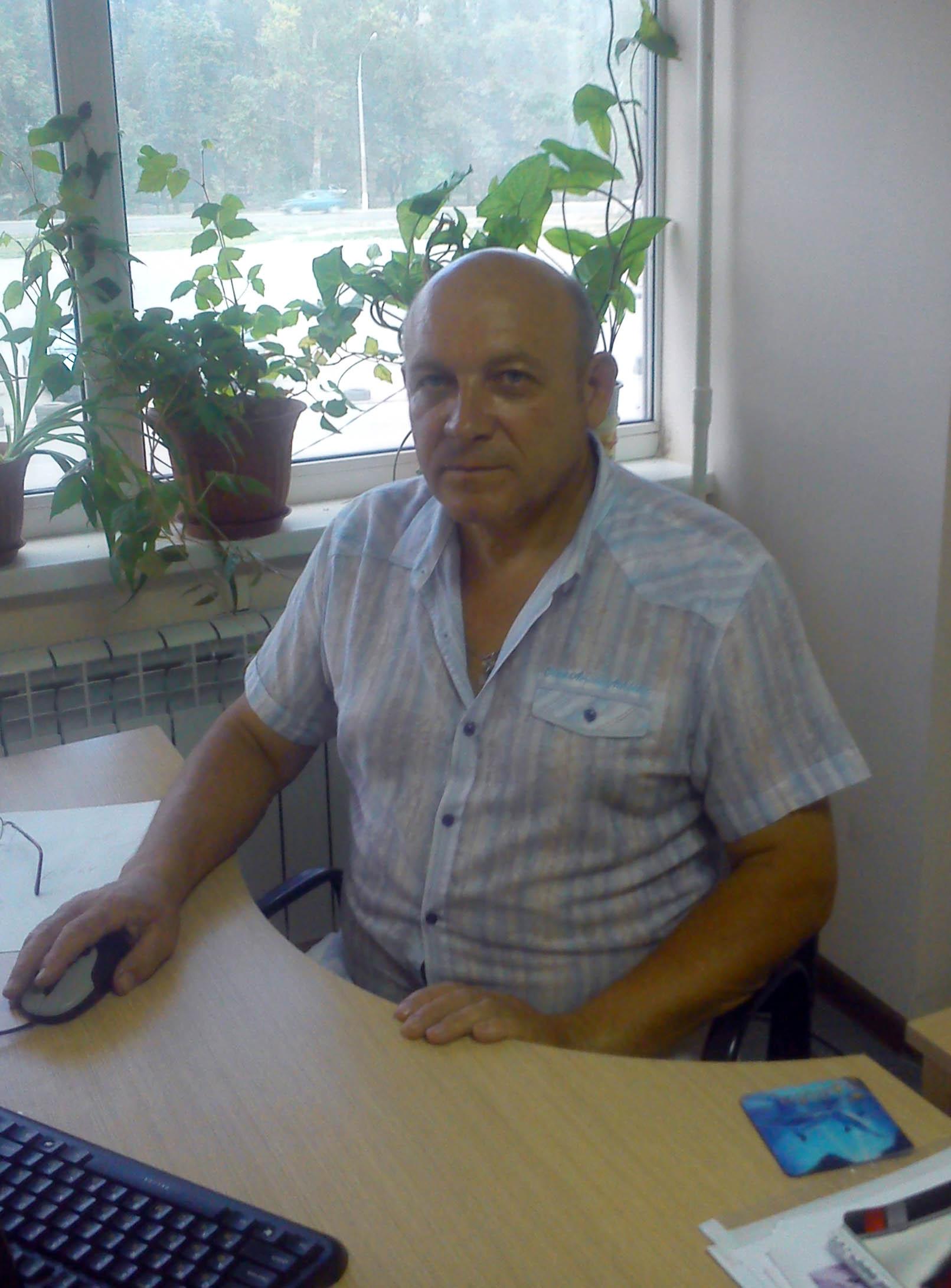 Казуров Владимир Михайлович